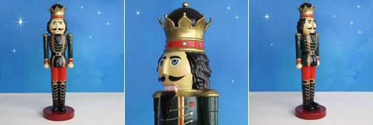 Lifesize Nutcracker King