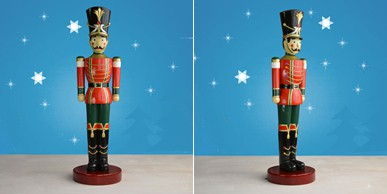 Lifesize Toy Soldier