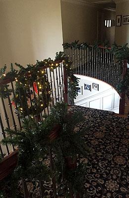 JVS Christmas Lighting Interior Decorating