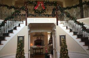 JVS Christmas Lighting Interior Decorating