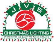 JVS Christmas Lighting Logo