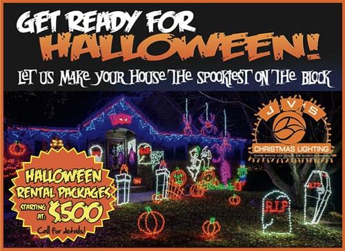Halloween Lighting Packages