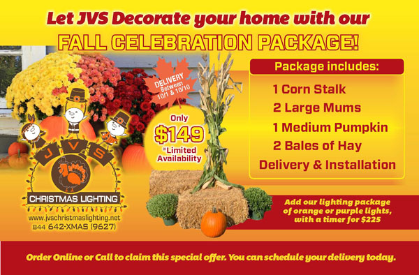 Fall Celebration Package