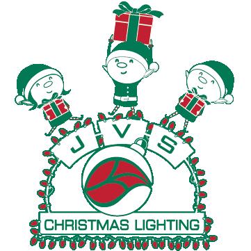 New Christmas Lights Logo