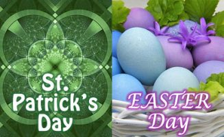St. Patrick's Day Easter