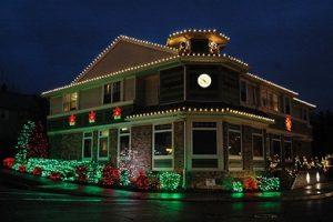 Commercial Christmas Lighting